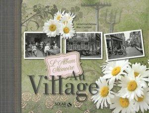L'album mémoire au village - Solar - 9782263054778 -