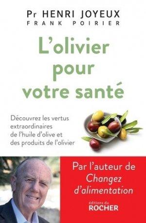 L'Olivier pour votre santé - du rocher - 9782268101460