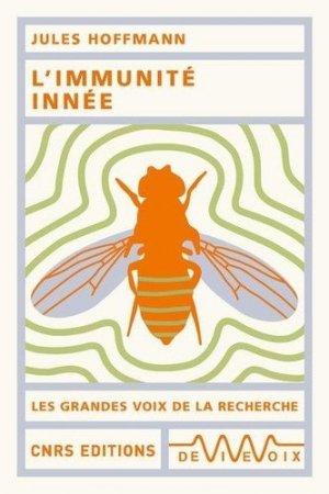 L'immunité innée - CNRS - 9782271127112 -