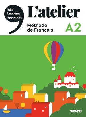 L'Atelier méthode de Français - Didier - 9782278093007 -