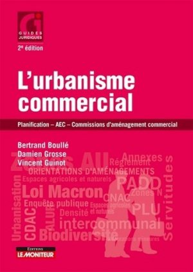 L'urbanisme commercial - le moniteur - 9782281132380 -