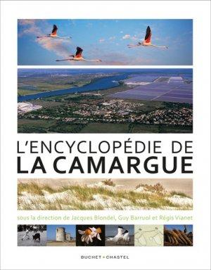 L'encyclopédie de la Camargue - buchet chastel - 9782283033227 -