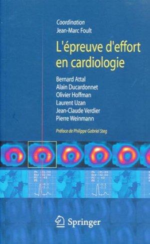 L'épreuve d'effort en cardiologie - springer - 9782287995019 -