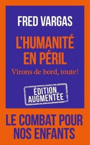 L'humanité en péril - J'ai lu - 9782290228678 -