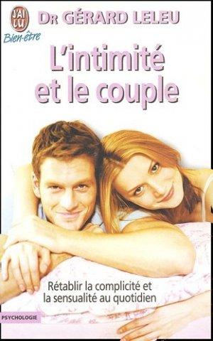 L'intimité et le couple - J'ai lu - 9782290321645 - majbook ème édition, majbook 1ère édition, livre ecn major, livre ecn, fiche ecn