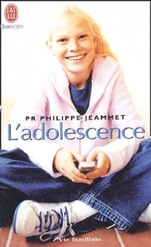L'adolescence - J'ai lu - 9782290336069 -