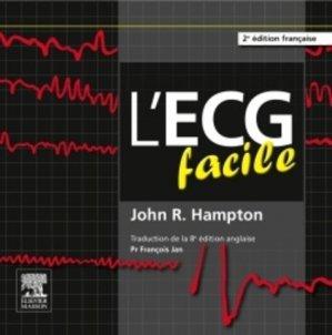 L'ECG facile - elsevier / masson - 9782294744815 - livre médecine 2020, livres médicaux 2021, livres médicaux 2020, livre de médecine 2021