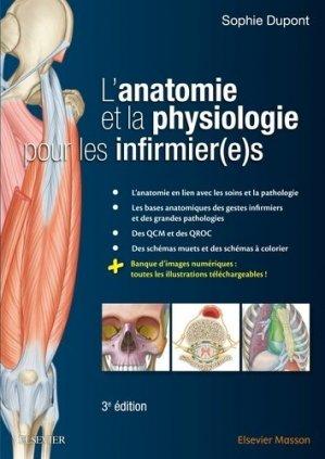 L'anatomie et la physiologie pour les infirmier(e)s - elsevier / masson - 9782294761348 -