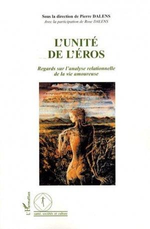 L'unité de l'Eros. Regards sur l'analyse relationnelle de la vie amoureuse - l'harmattan - 9782296055889 - https://fr.calameo.com/read/005370624e5ffd8627086