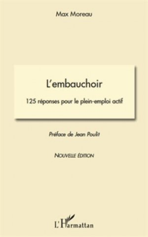 L'embauchoir - l'harmattan - 9782296130715 -