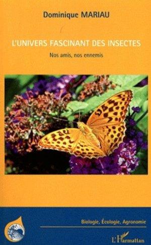 L'univers fascinant des insectes - l'harmattan - 9782296961449 -