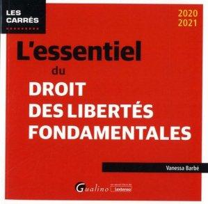 L'essentiel du droit des libertés fondamentales - gualino - 9782297091725 -