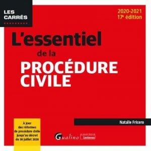 L'essentiel de la procédure civile - gualino - 9782297092166 -