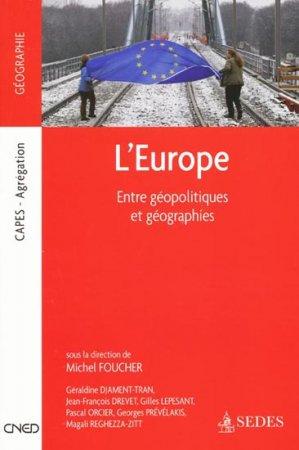 L'Europe - sedes - 9782301000569