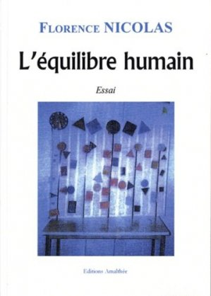 L'équilibre humain - Editions Amalthée - 9782310008860 -