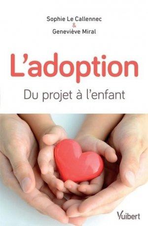 L'adoption - vuibert - 9782311623369