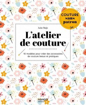 L'atelier de couture - mango - 9782317019050 -