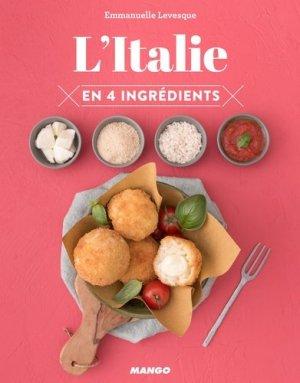 L'Italie en 4 ingrédients - Mango - 9782317023873 - https://fr.calameo.com/read/005370624e5ffd8627086