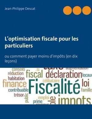 L'optimisation fiscale pour les particuliers - Books on Demand Editions - 9782322238194 -