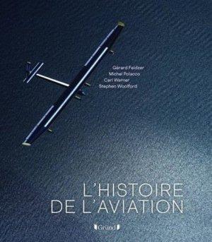 L'histoire de l'aviation - Gründ - 9782324025143 -