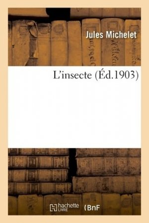 L'insecte - hachette/bnf - 9782329411057 -