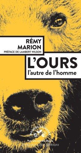 L'ours - actes sud - 9782330111083 -