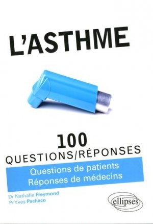 L'asthme - ellipses - 9782340011021 -