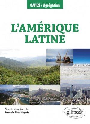 L' Amérique latine - ellipses - 9782340061668 -
