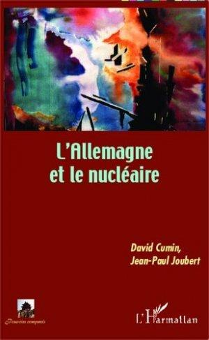 L'Allemagne et le nucléaire - l'harmattan - 9782343018294 -