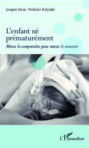 L'enfant né prématurément - l'harmattan - 9782343019956 -