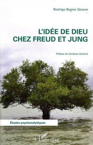 L'idée de Dieu chez Freud et Jung - l'harmattan - 9782343058450 -