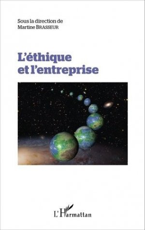 L'éthique et l'entreprise - l'harmattan - 9782343086873 -
