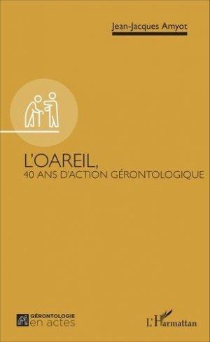 L'OAREIL - l'harmattan - 9782343107202 -