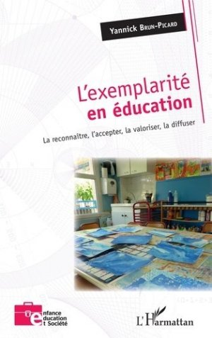 L'exemplarité en éducation - l'harmattan - 9782343156996 -