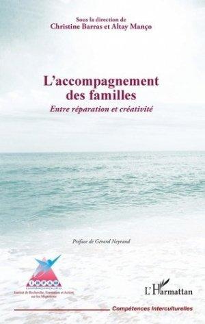 L'accompagnement des familles - l'harmattan - 9782343175935 -