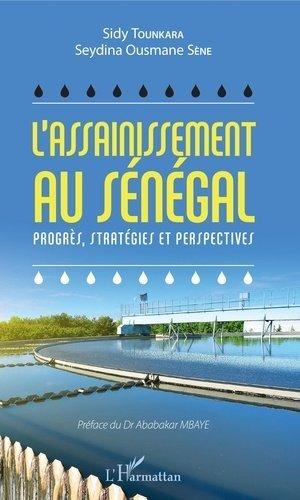 L'assainissement au Sénégal - l'harmattan - 9782343214535 -
