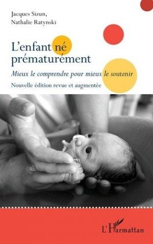 L'enfant né prématurément - l'harmattan - 9782343222066 -