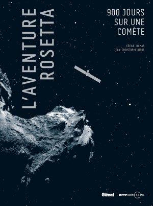 L'aventure Rosetta - atlas  - 9782344019719 -