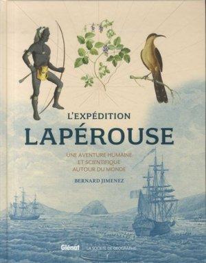 L'expédition Lapérouse - Glénat - 9782344031650 -
