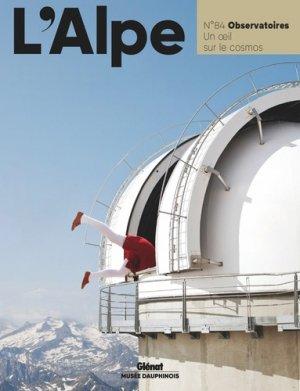L'Alpe N° 84 - glenat - 9782344033890 -