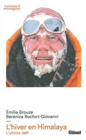 L'hiver en Himalaya - Glénat - 9782344038321 -