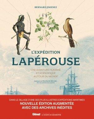 L'expédition Lapérouse - Glénat - 9782344045022 -