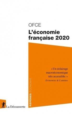 L'économie française - La Découverte - 9782348045714 -