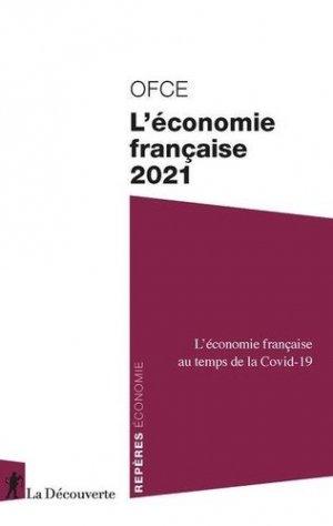 L'économie française - La Découverte - 9782348064142 -