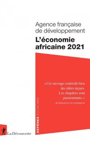 L'économie africaine - la découverte - 9782348067310 -