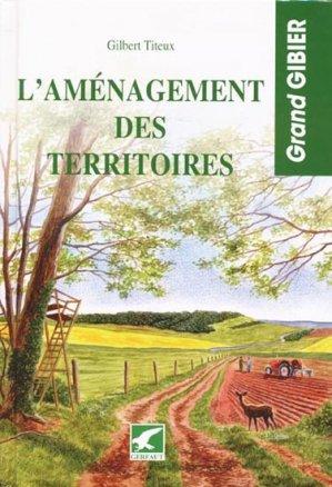 L'aménagement des territoires - gerfaut - 9782351910467 -