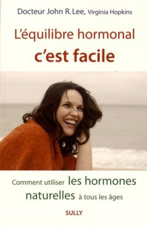 L'équilibre hormonal, c'est facile - sully - 9782354321512 -