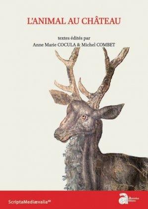 L'animal au château - Ausonius - 9782356133502 -