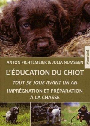 L'éducation du chiot - montbel - 9782356530554 -