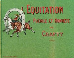 L'équitation puérile et honnête - montbel - 9782356531407